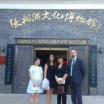 Visite chez Changyu