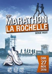Marathon de La Rochelle 2016