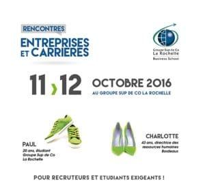 Forum Sup de Co Rencontres Entreprises et Carrières