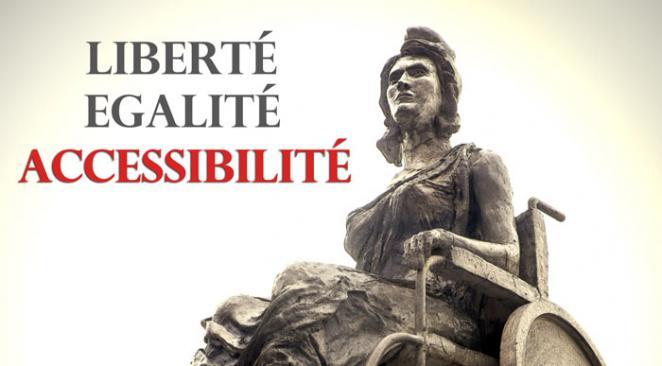 Liberté, égalité et accessibilité