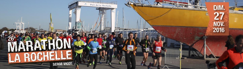 Marathon La Rochelle 2016