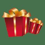 Petits et gros cadeaux