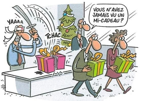 Fiscalité et régime social des cadeaux 2017: la cerise sur le cadeau!