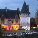 Illuminations du château