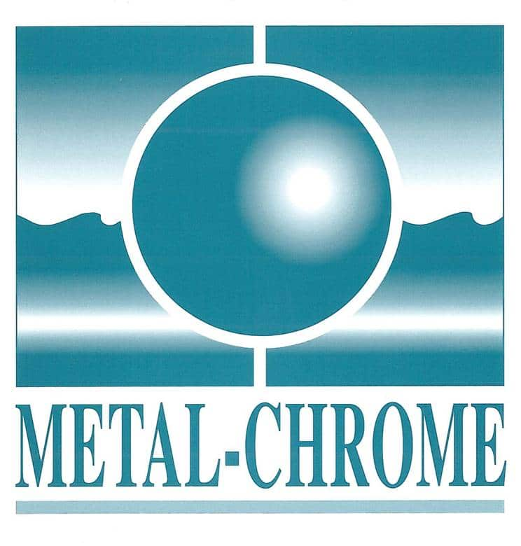 logo metal-chrome-Rochefort