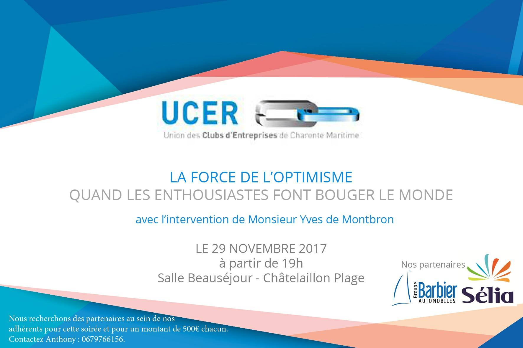 ucer - exco- - valliance - optimisme