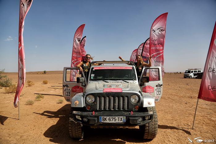 Cap Fémina Rallye >Exco valliance