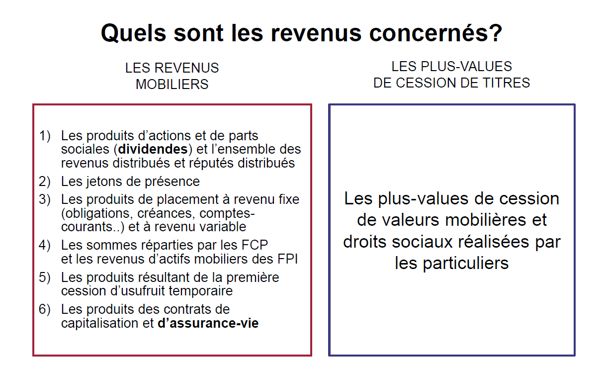 Revenus Flat Tax - exco valliance