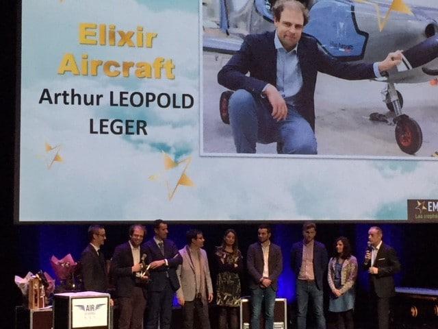 Elixir Aircraft - emergence - exco valliance