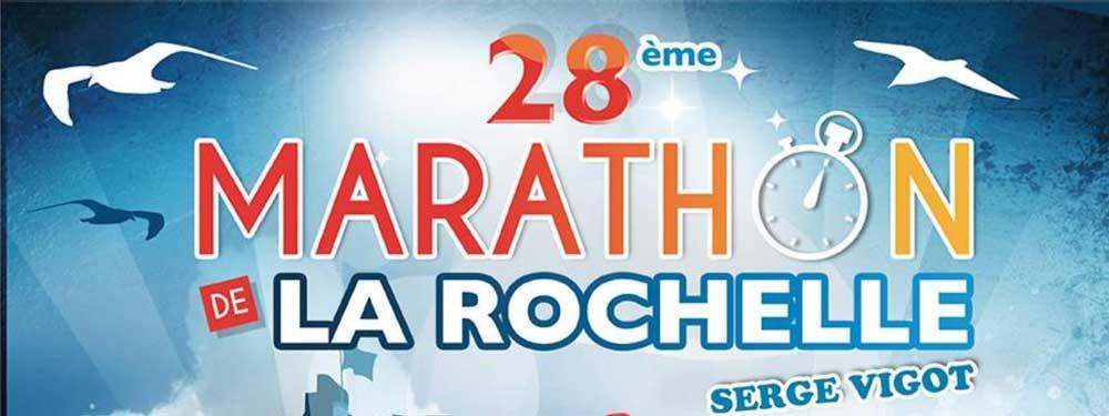 Marathon de La Rochelle 2018 – 25 Novembre 2018 🗓