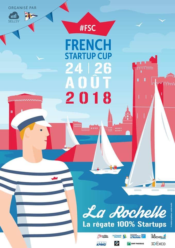 French Startup Cup 2018 La Rochelle partenaire exco valliance