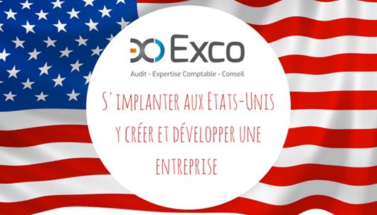 Conférence « Comment s'implanter aux Etats-Unis : créer et y développer son entreprise ?» – 25 Septembre 2018 🗓