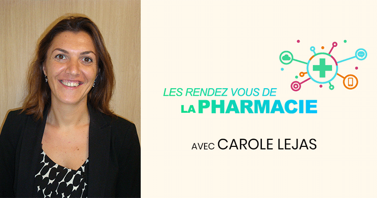 Interview de Carole Lejas associée Exco Valliance expert en Pharmacie