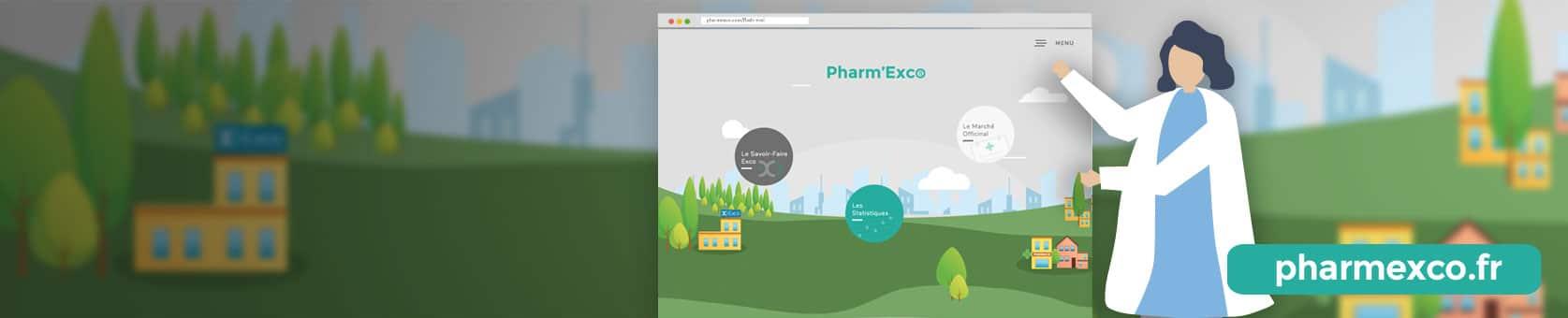 Exco Valliance présente Pharmexco