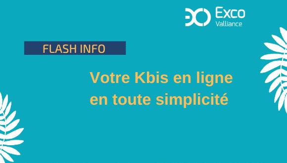 Votre Kbis en ligne en toute simplicité